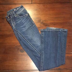 Miss me boot cut jeans Jp5124b sz 25 💎💎🔥🔥